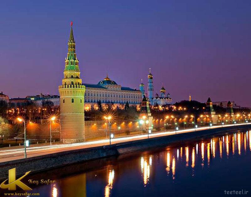 پایتخت روسیه