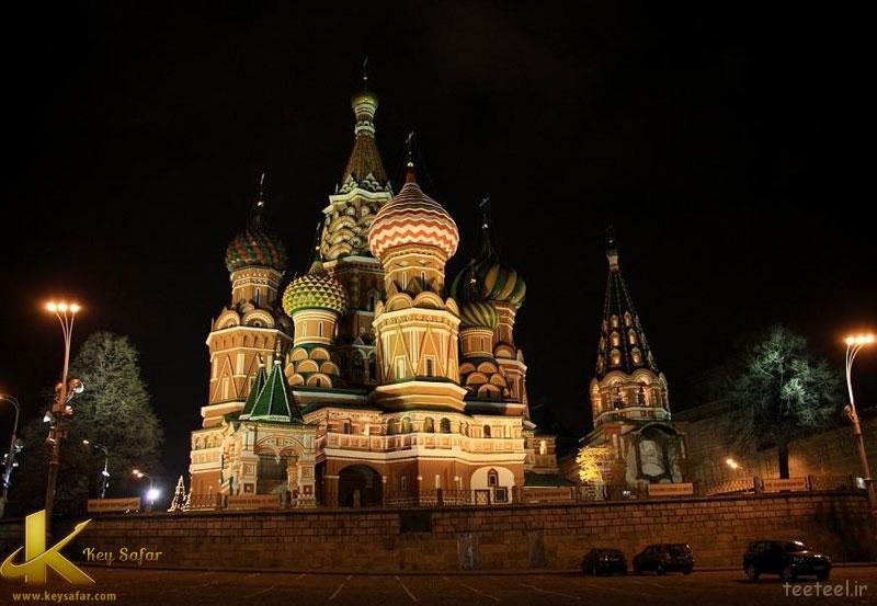 کلیسای سنتباسیلی مسکو,سازده کلیسای سنت باسیل,