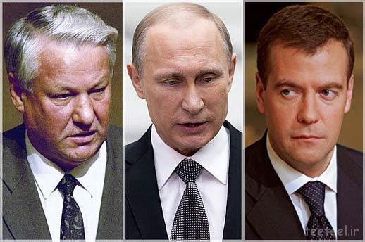 روسیه در تاریخ سال ۱۹۹۱ میلادی