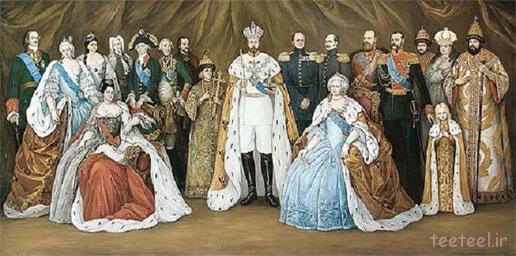 سال ۱۶۱۳ میلادی تاریخ روسیه