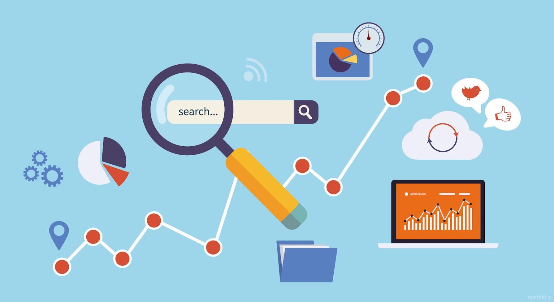 بهبود رتبه وب سایت در موتور های جستجو