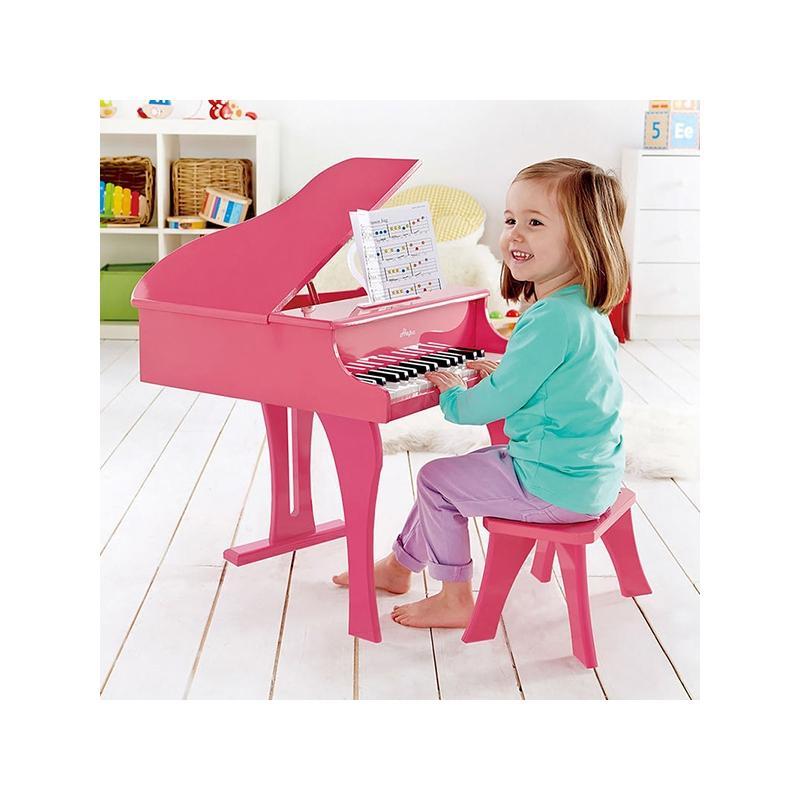 کودک و پیانو