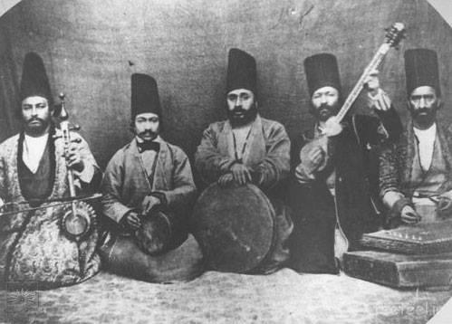 تارخچه تار در ایران
