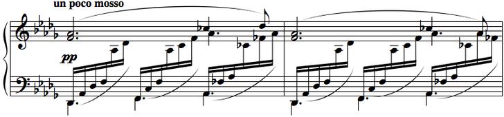 هارمونی در نت آهنگ